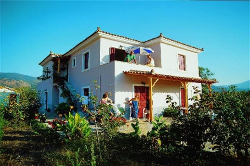 Appartementen Ismini - Petra - Lesbos